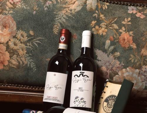 I vini di Poggio Regini al Salotto Negroni 1919 di Certaldo